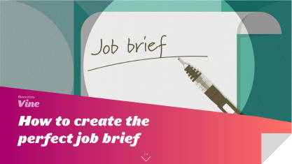 How Do You Write a Really Great Job Brief?