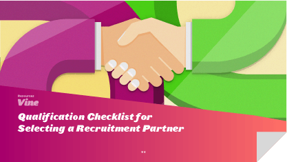 A Qualification Checklist for Selecting a Recruitment Partner