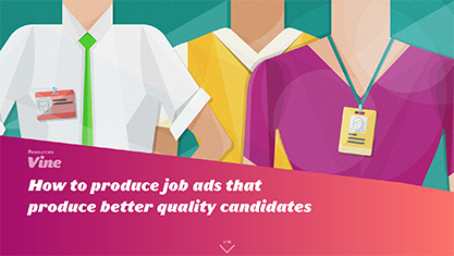 How to Produce Job Ads that Produce Better Quality Candidates eBook thumbnail