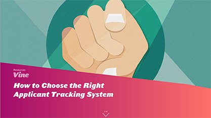 How to Choose the Right Applicant Tracking System eBook thumbnail